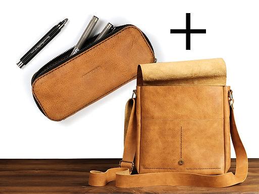 Alex Postman Bag  + Miller Pencil Case