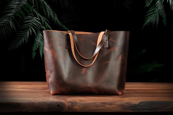 Rhonda /Jungle - Tote Bag