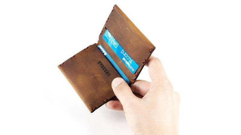 Lucas - Card Holder