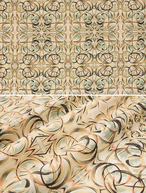Amanda Stone Talley - Crouching Tiger Cotton Linen