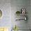 Custhom Oblique Blue Wallpaper