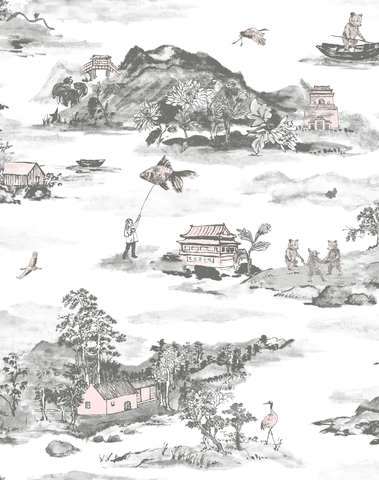 Sian Zeng - Mountains on Paper