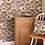 Abigail Borg Floral Hello Yarrow Wallpaper