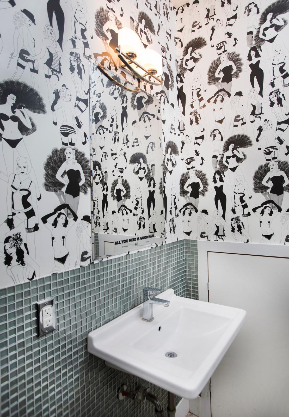 dupenny bathroom