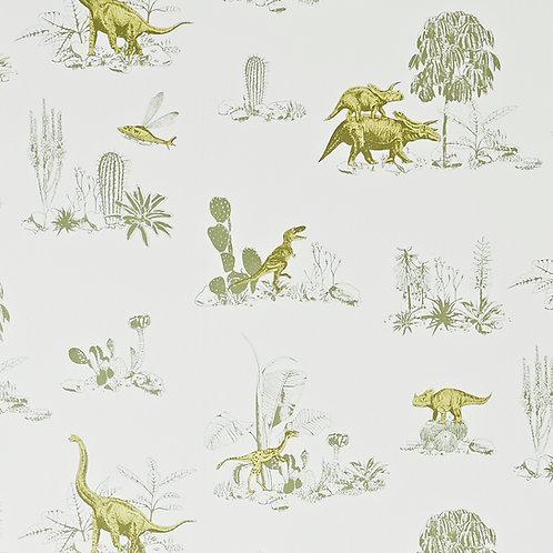 Sian Zeng - Dino on Paper