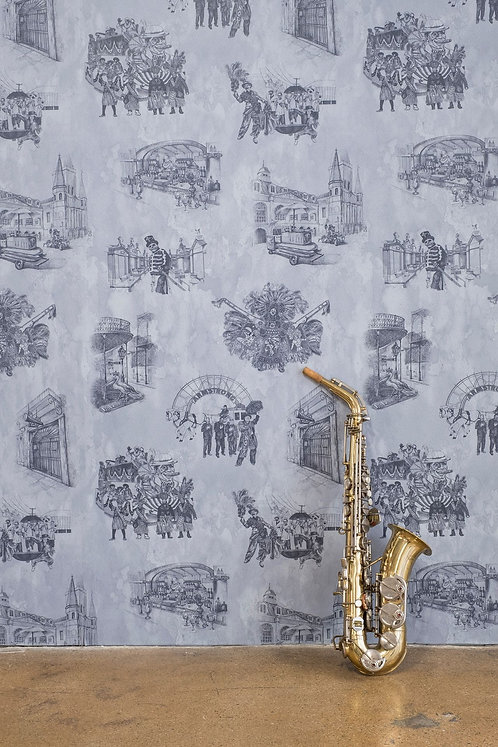 Flavor Paper - New Orleans Toile