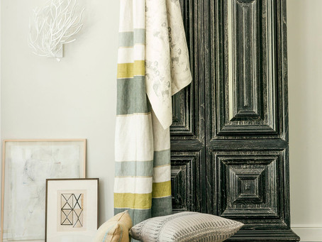 The Organic Luxury of Bolt Textiles