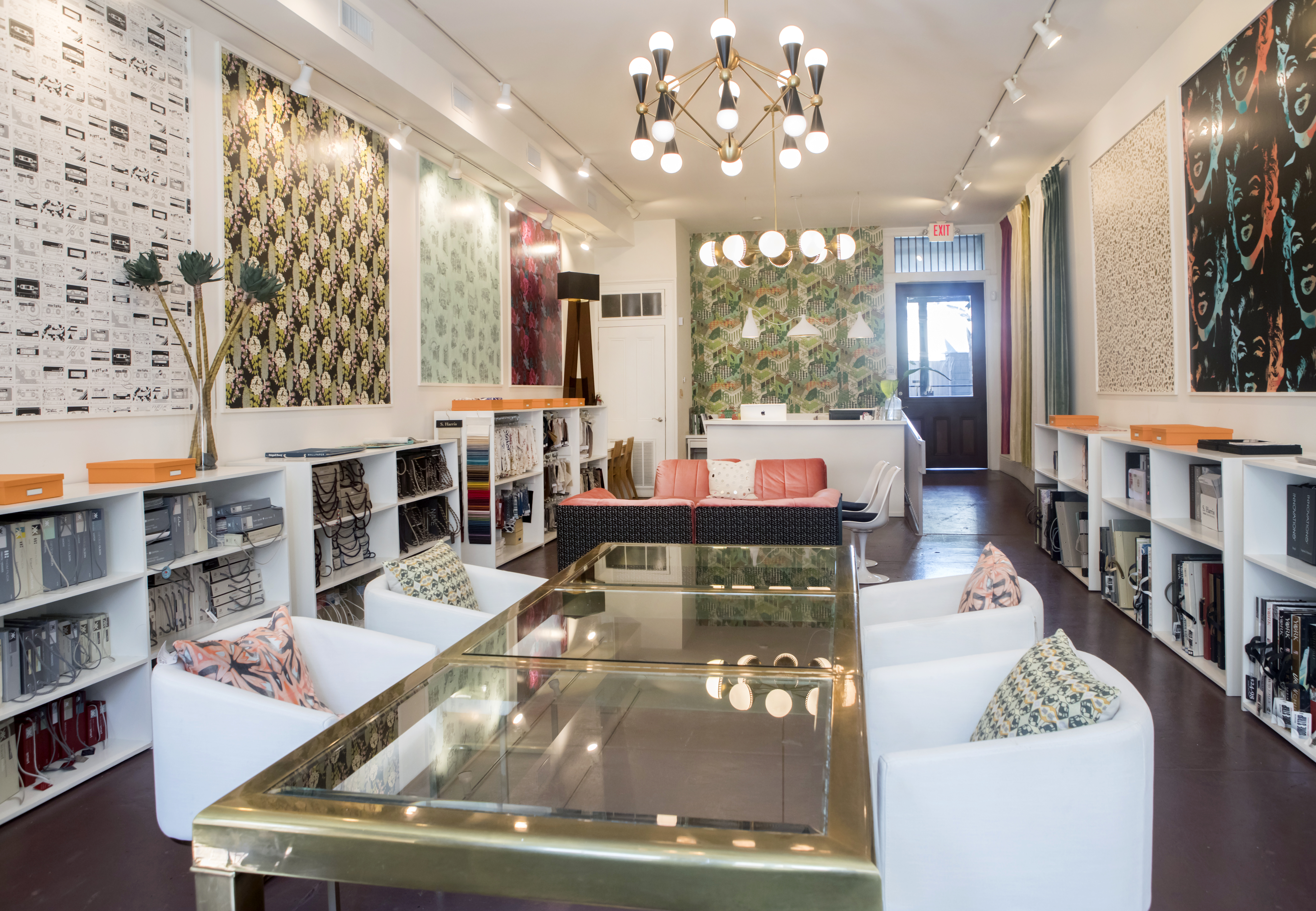 Spruce Wallpaper And Fabric Store I New Orleans I Sprucenolacom