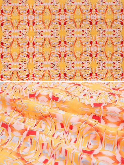 Amanda Stone Talley - Saffron Cotton Linen