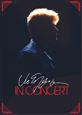 Vic Mignogna In Concert Advertising Image