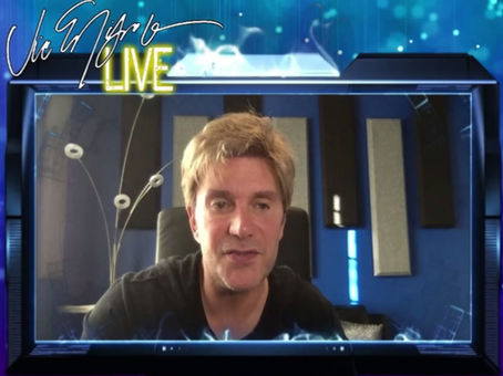 The Science of Hugs: An excerpt from Vic Mignogna Live
