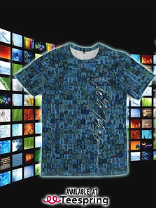 vic mignogna dye sub shirt all over sprint mosaic all characters