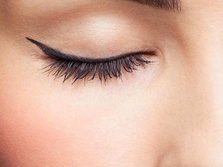 The Trick To Applying Eyeliner Pencil