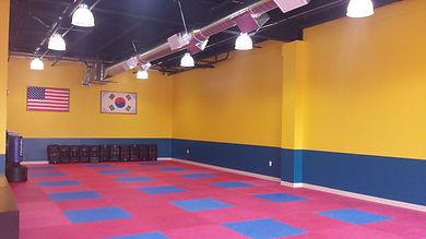 Martial arts Class Room