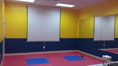 Taekwondo Class Room