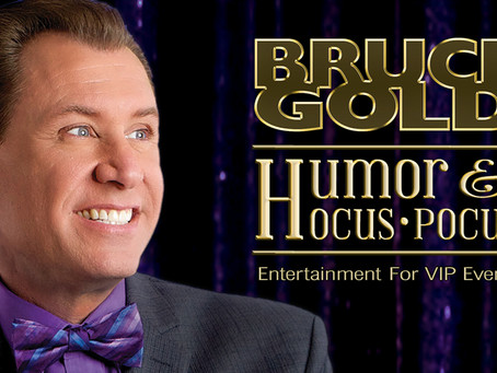Learn The Basics of Magic Show with guest Magician Bruce Gold!