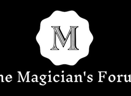 """FREE online Magic lecture Meir Yedid & his """"Bag of Trix"""" @MagiciansForum"""