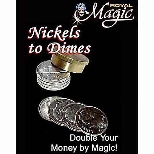 Nickels to Dimes