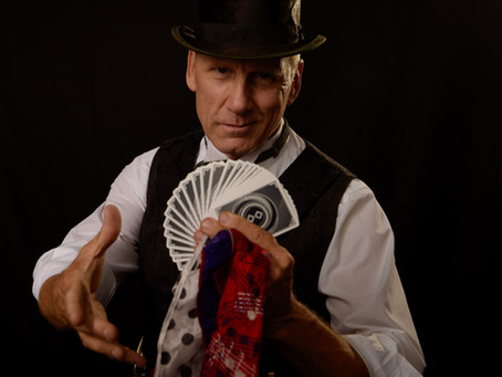 Learn the Basics of Magic tricks, impress your friends and family. Online Magic classes