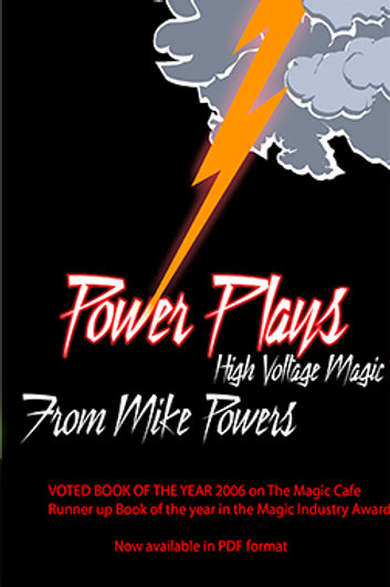 Power Plays by Mike Powers