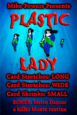 THE PLASTIC LADY by Mike Powers