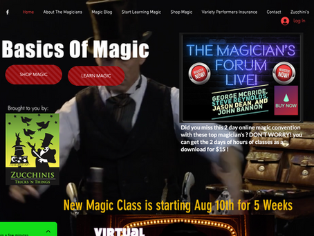 Virtual Magic Lessons from the best magicians around the world!