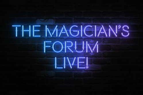 MagiciansForum Live