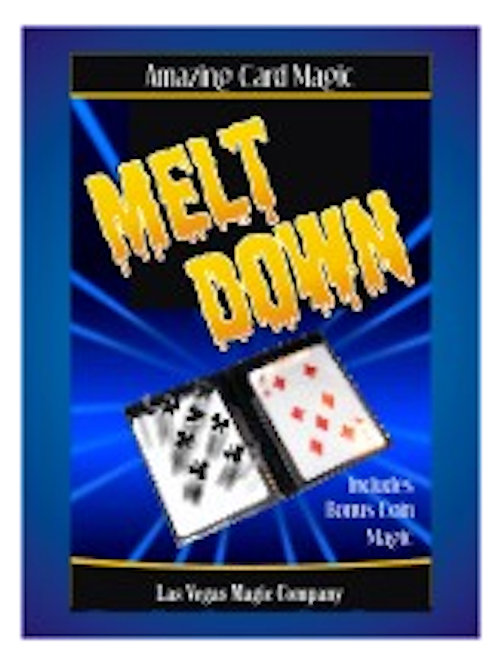Melt Down card trick