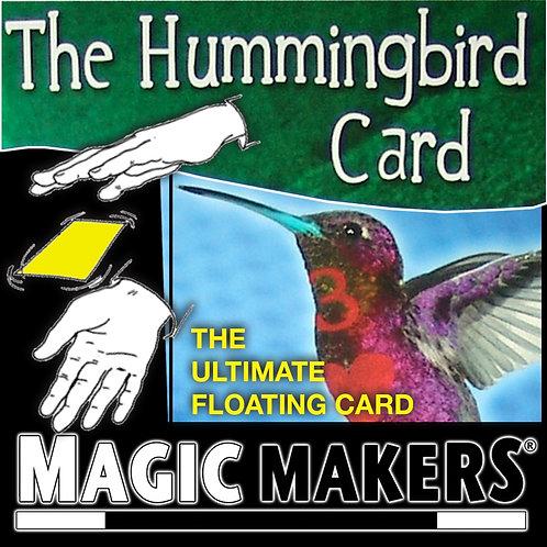 hummingbird Card Magic Trick