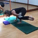 CD doing Yoga11.JPG