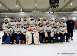 Oxford Stars U15 Team 2017-2018