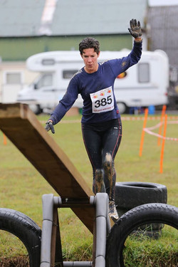 Obstacle race 2014