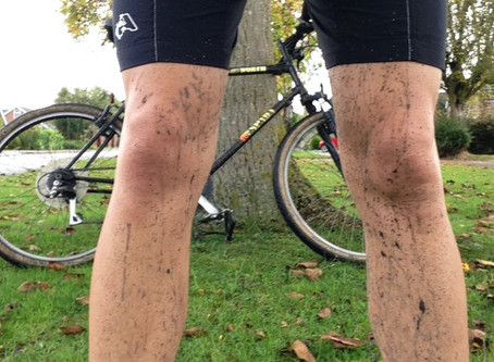 Change in the Weather - time to get muddy!