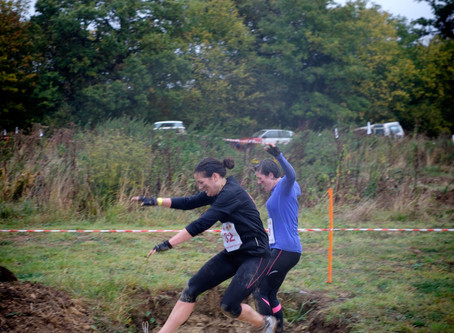 Muddy/Obstacle Course Training