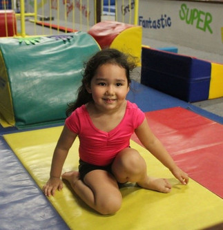 Why Preschool Gymnastics?