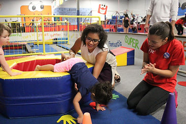 Gymnastics-Elite __ Preschool