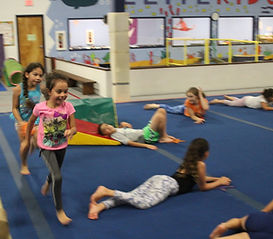 Gymnastics-Elite  __ Play and Mingel