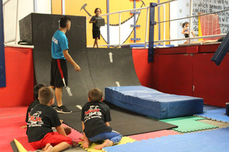 4 Reasons Why It's Important For Boys To Play: Ninja Zone
