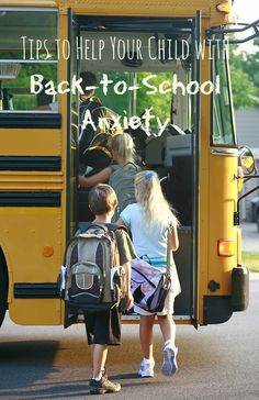 5 Ways of Fighting Back Against Back-To-School Anxiety
