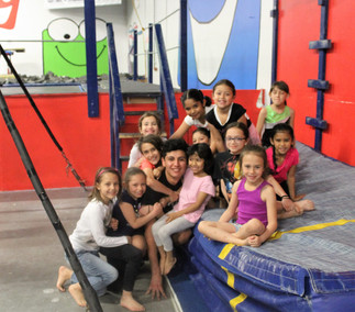 The Importance of Friendship In Our Gym