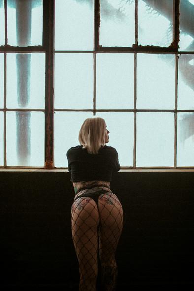 Cleveland Boudoir Photography