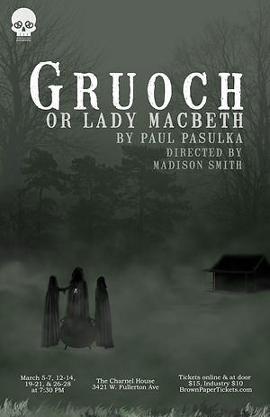 Gruoch, or Lady Macbeth