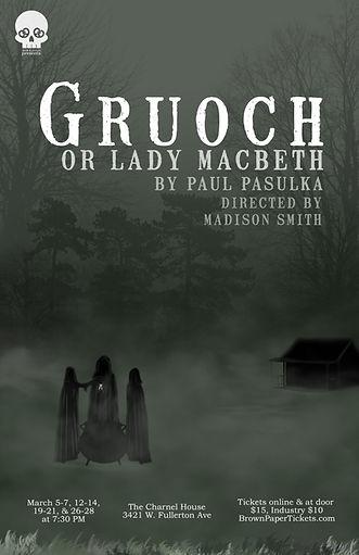 Gruoch, or Lady Macbeth