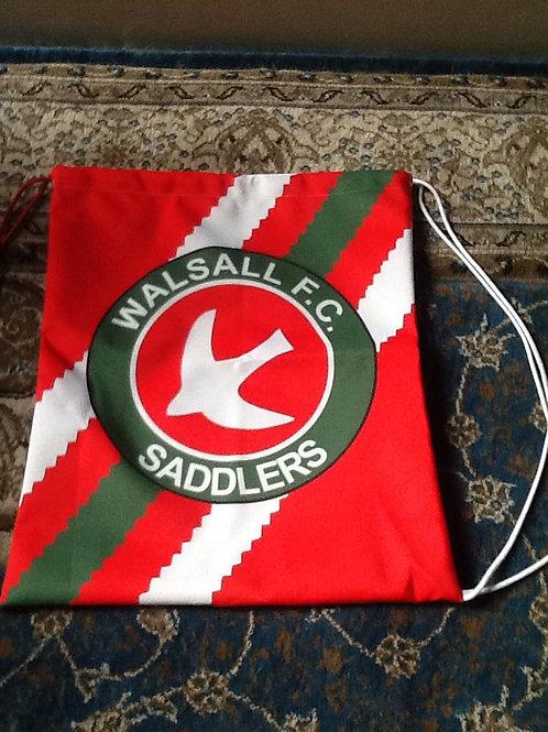 Retro Drawstring Sports Bag