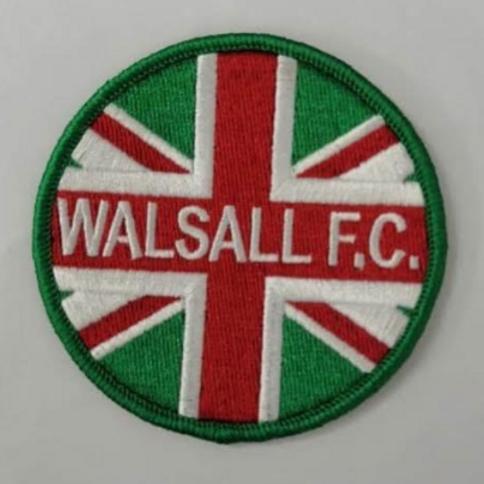 'Return to Green' Union Jack Cloth Badge