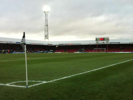 Grimsby Town - Monday 13th April