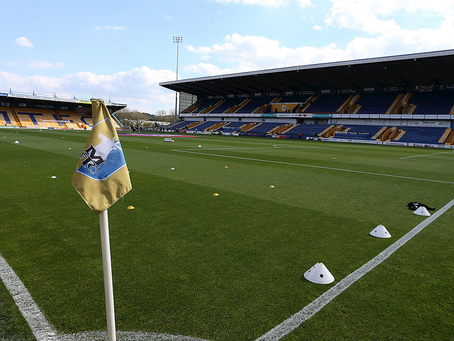 Mansfield Town - Saturday 21st March