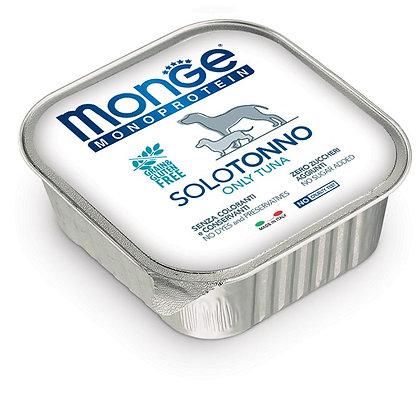 Monge Monoproteico per cani - SOLO gr 150