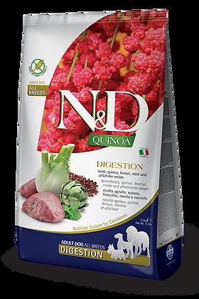 Farmina N&D Adult All Breeds Digestion - Agnello, Quinoa, Finocchio Menta