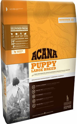 Acana heritage puppy large